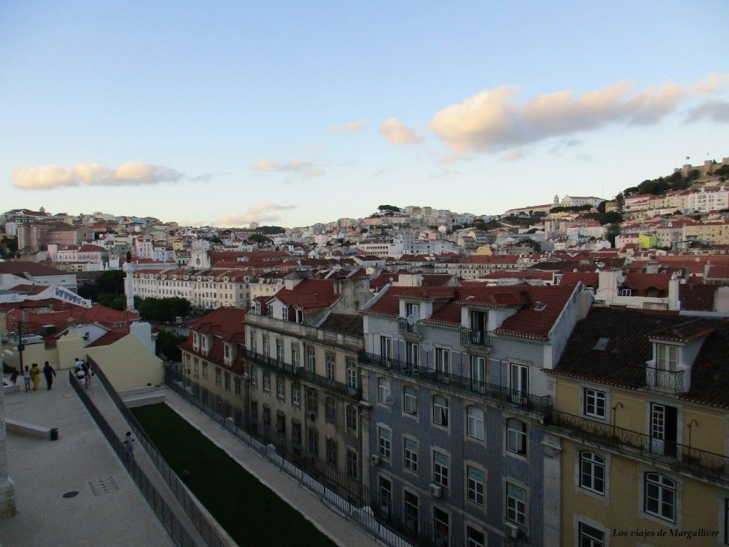 barrio de Rossio en Lisboa - Los viajes de Margalliver